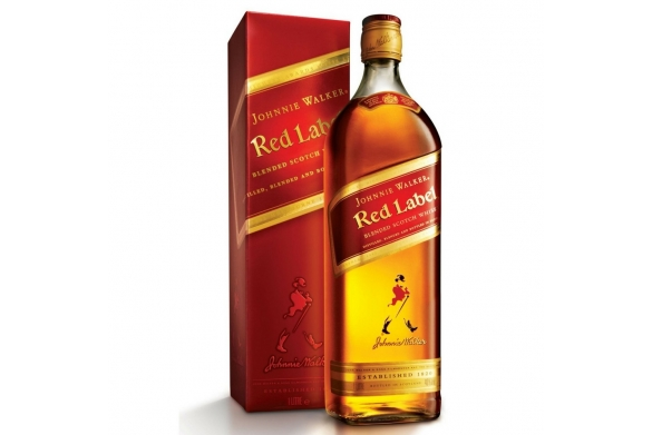 JOHNNIE WALKER  red label 1000ml