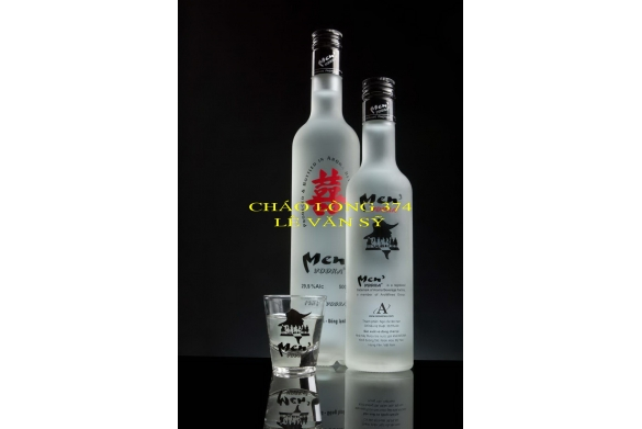 VODKA MEN 330 ml